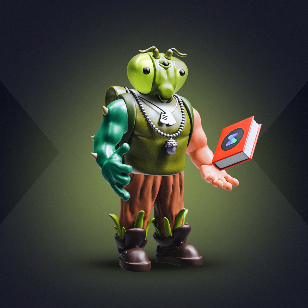 3D SOLDIER #3673